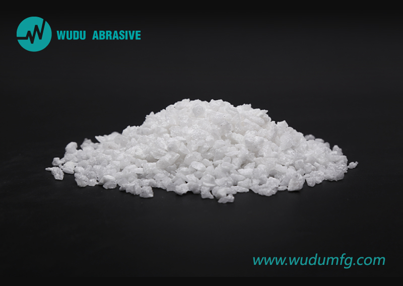 White Fued Alumina for Refractories